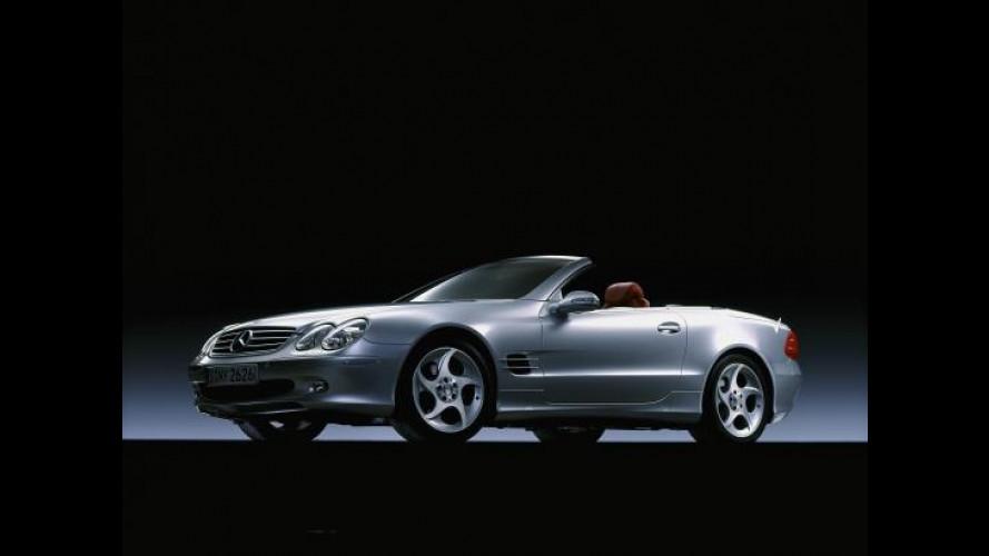 Mercedes SL Mille Miglia