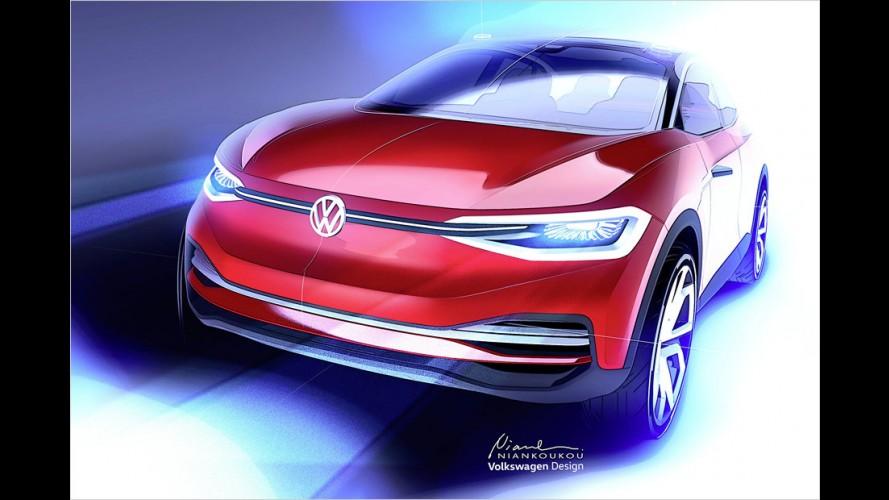 VW I.D. Crozz: Es wird konkreter