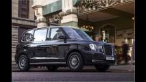 Kult-Taxi unter Strom