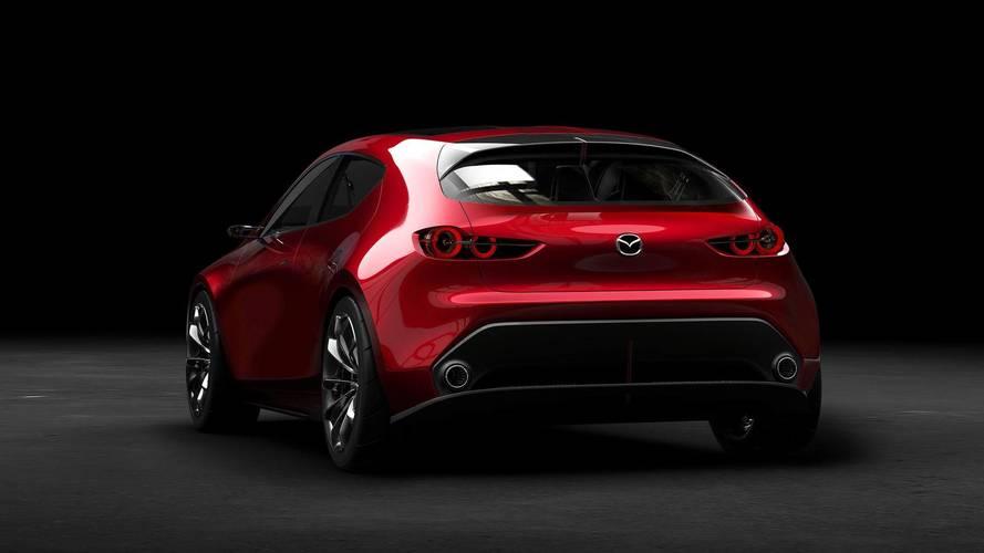 Mazda Kai Concept - Hivatalos képek