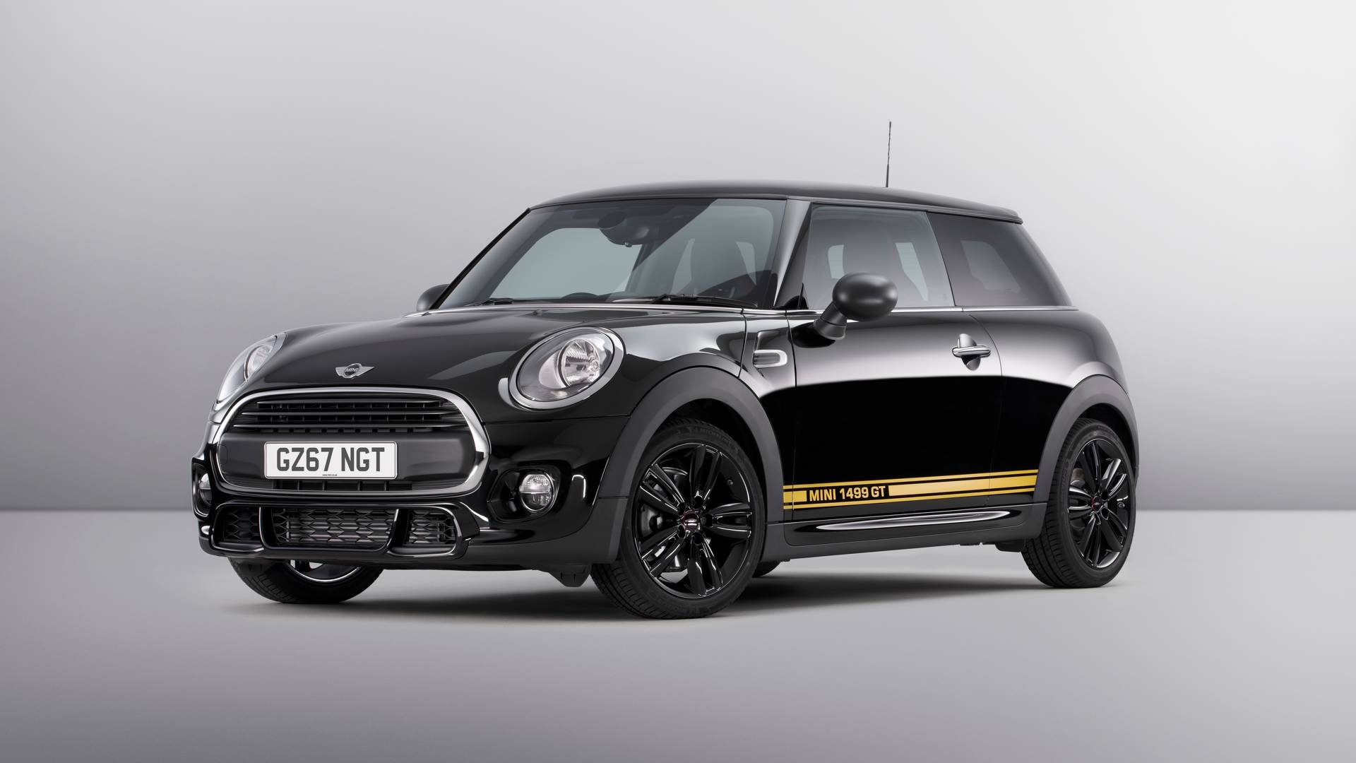 Mini 1499 Gt Edition Has Fast Looks Low Price