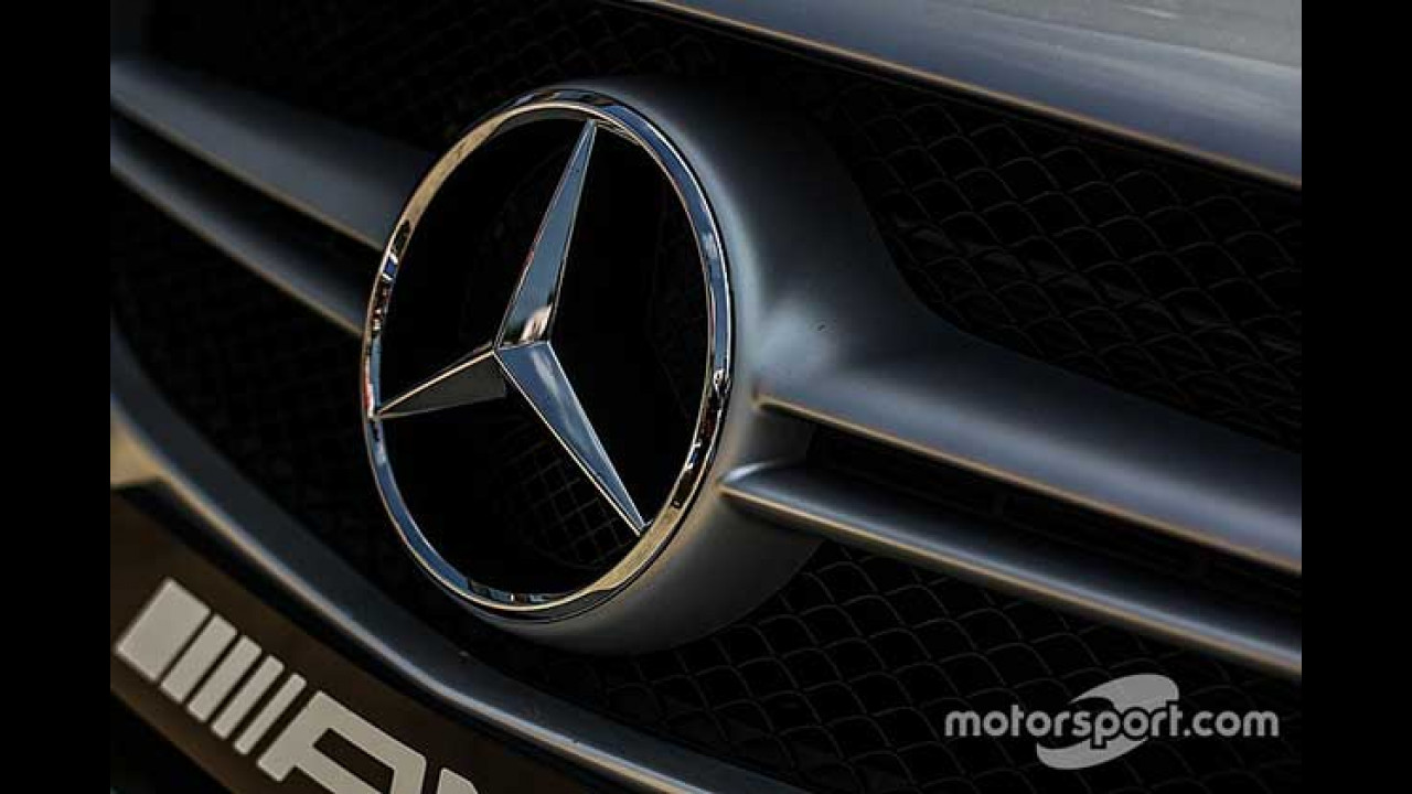 Mercedes im Rennsport