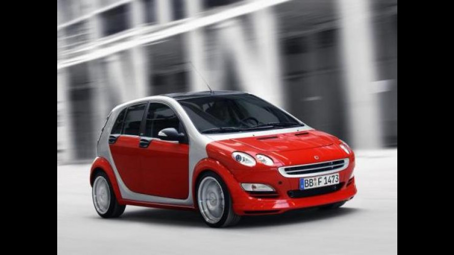 smart forfour sportstyle