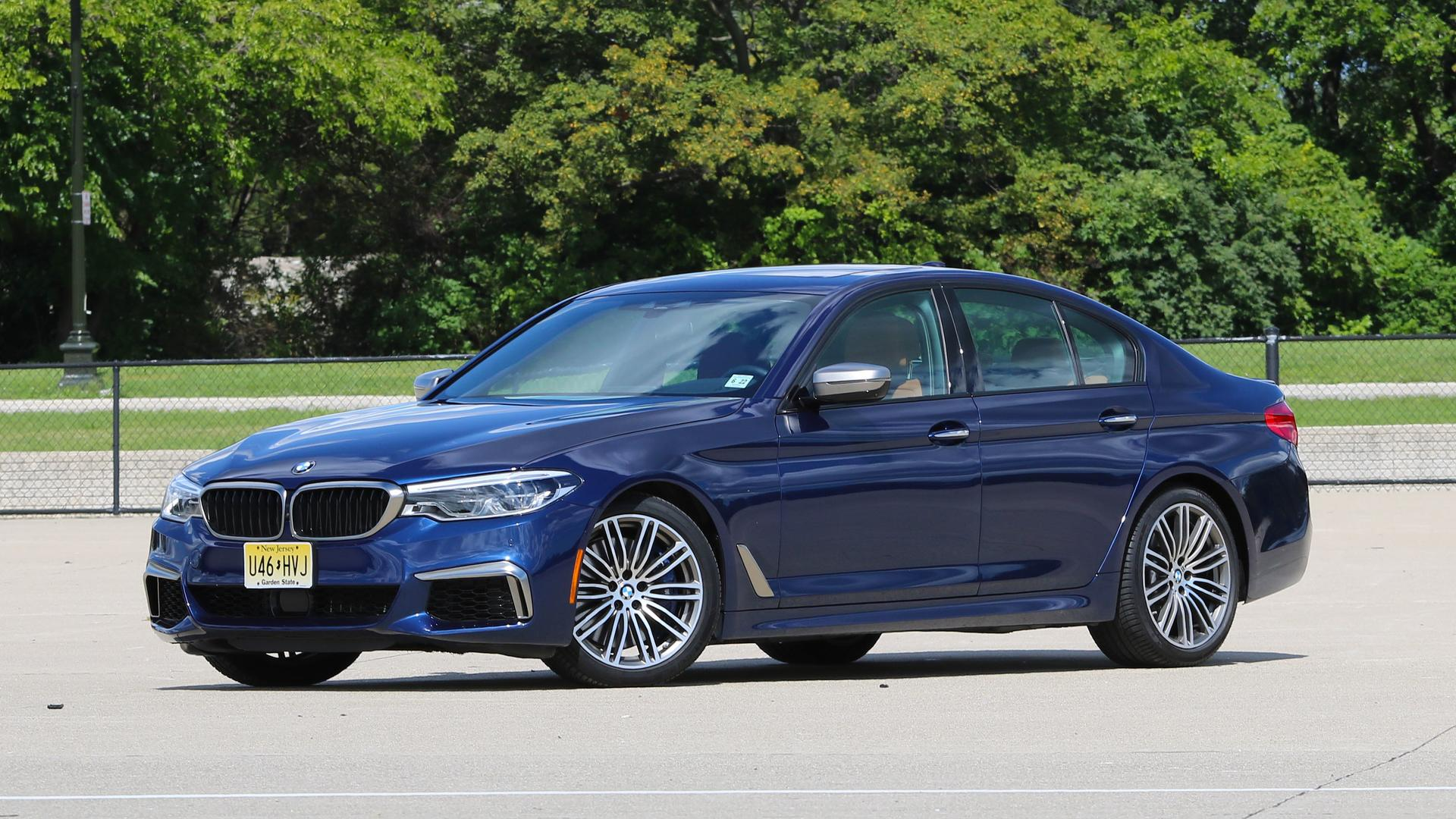 2020 Bmw M550i Xdrive To Have More Power Thanks To 8 Series Engine