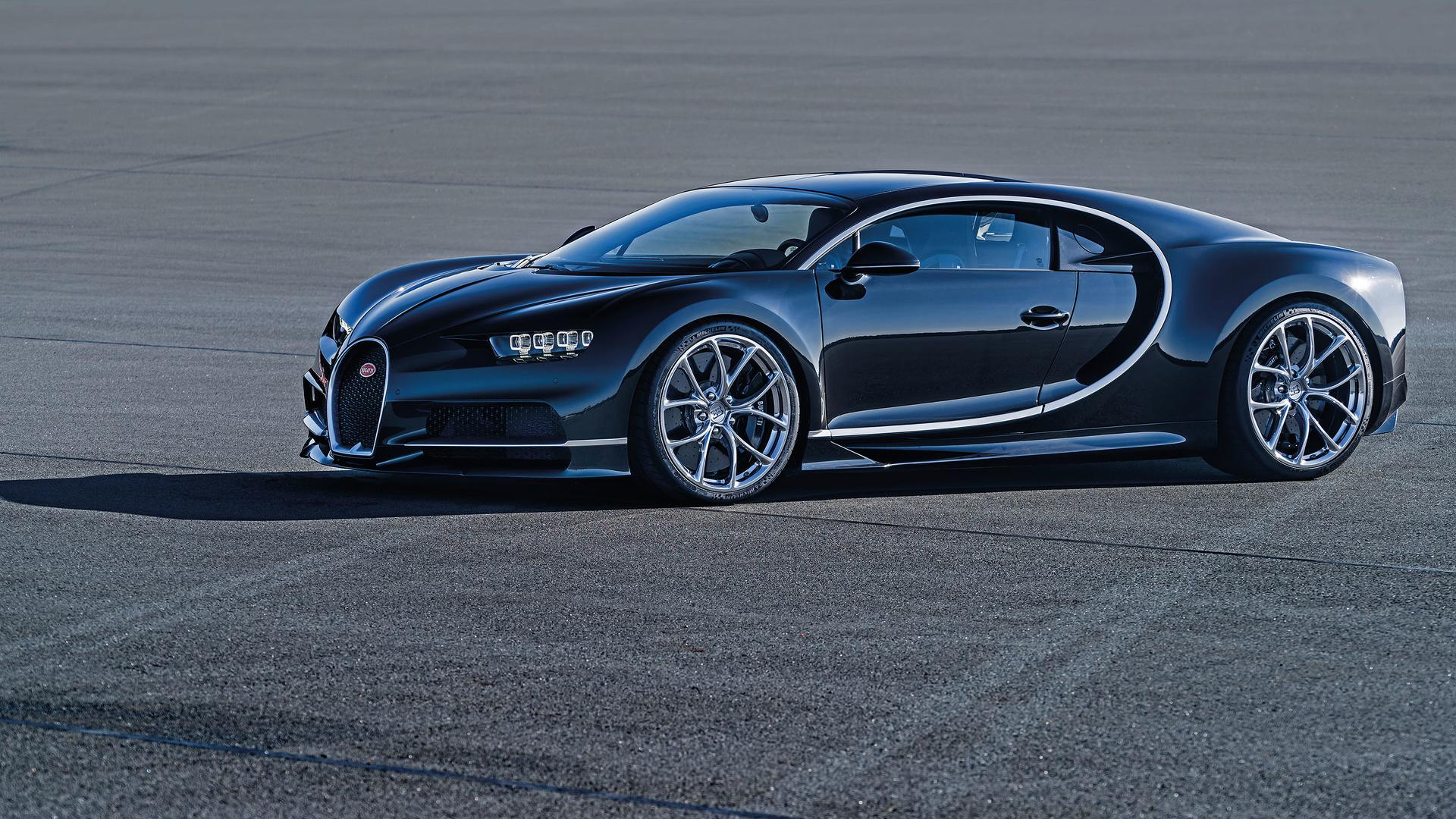 Bugatti Chiron Successor Confirmed Development To Begin 2019