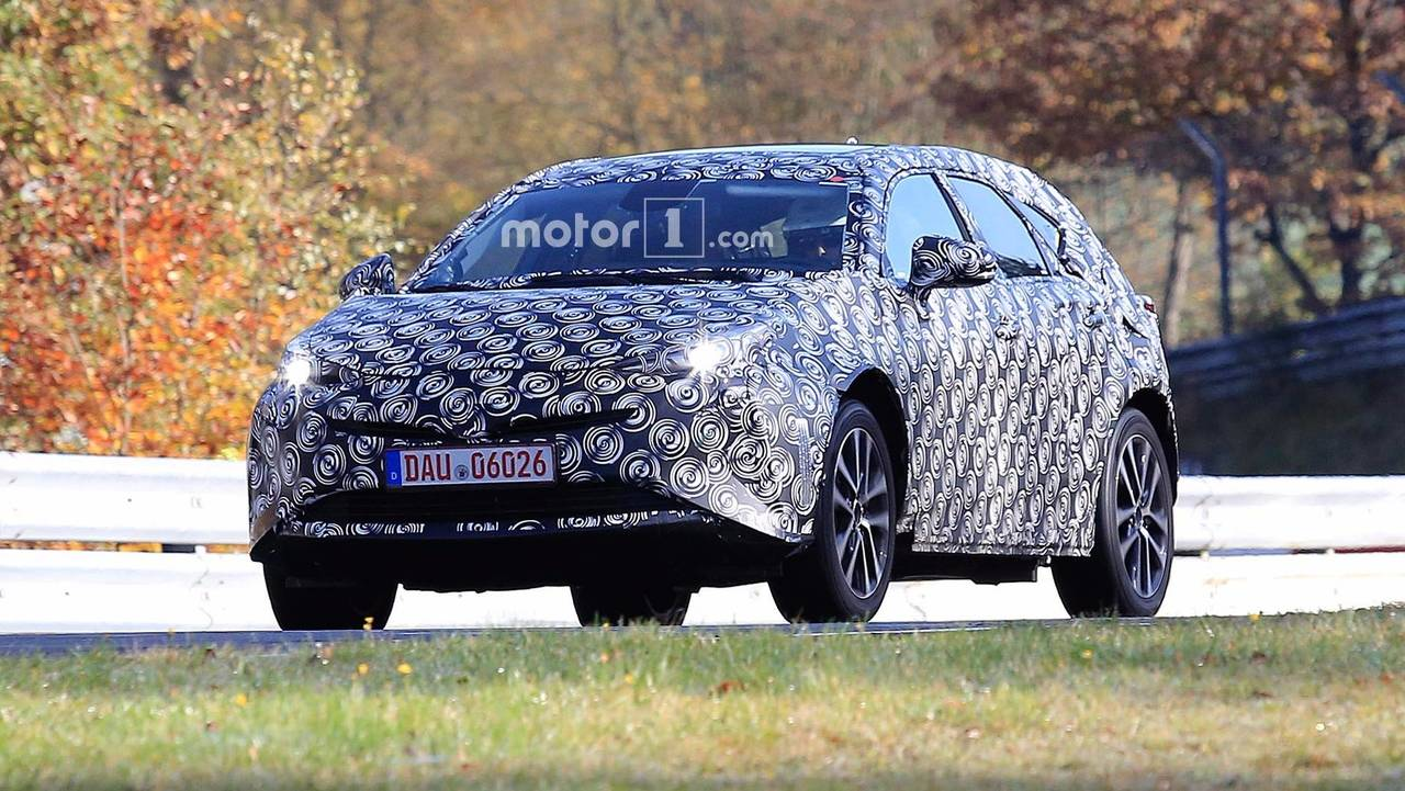 Next Gen Toyota Prius V Spied For First Time Looks Like Cuv