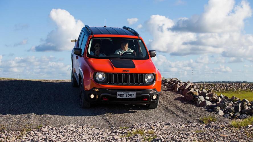 Jeep Renegade é eleito 'Melhor SUV Compacto' por revista off-road
