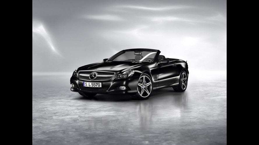Mercedes SL Night Edition