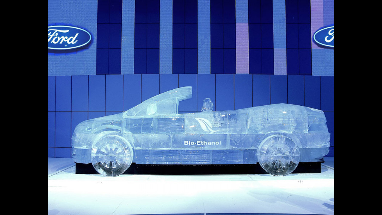La Ford più fredda del mondo!