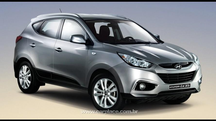 Hyundai ix35 2011 - Marca divulga oficialmente o sucessor do utilitário esportivo Tucson