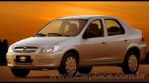 Chevrolet lança oficialmente o Prisma 1.0 VHCE 2009 - Motor entrega até 78 cv