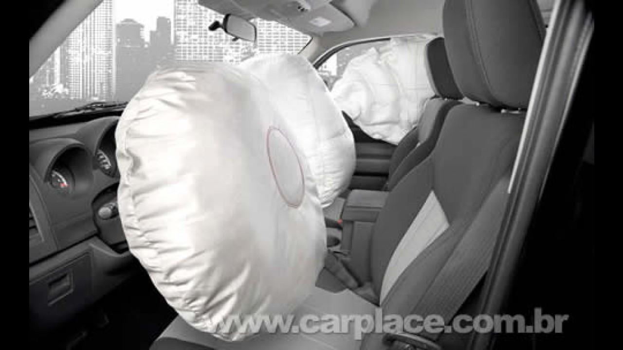 Lei que obriga carros nacionais a ter airbag e ABS será aprovada em janeiro