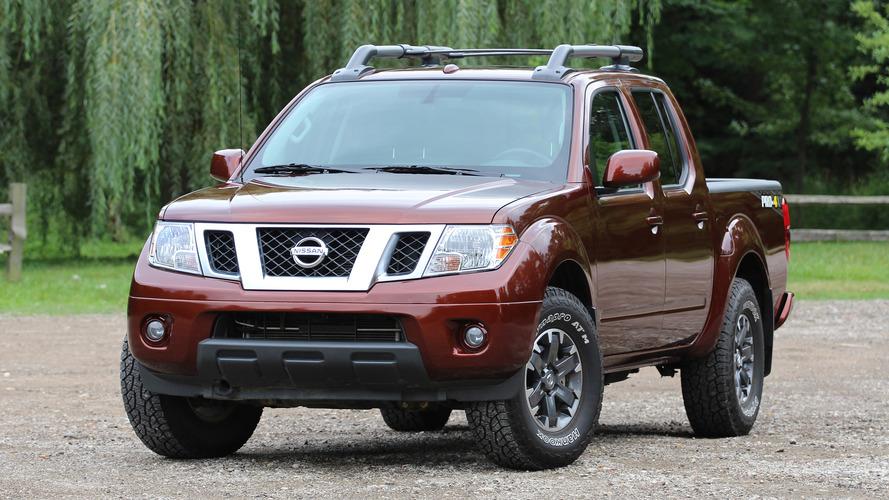 Nova geração da Frontier para os EUA está 'quase pronta', diz Nissan