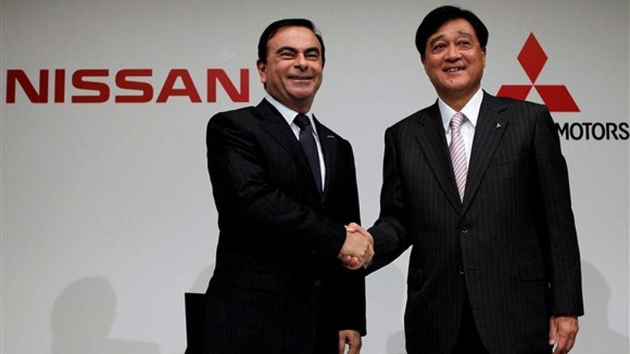 Nissan, Mitsubishi'nin hisselerinin %34'ünü satın aldı