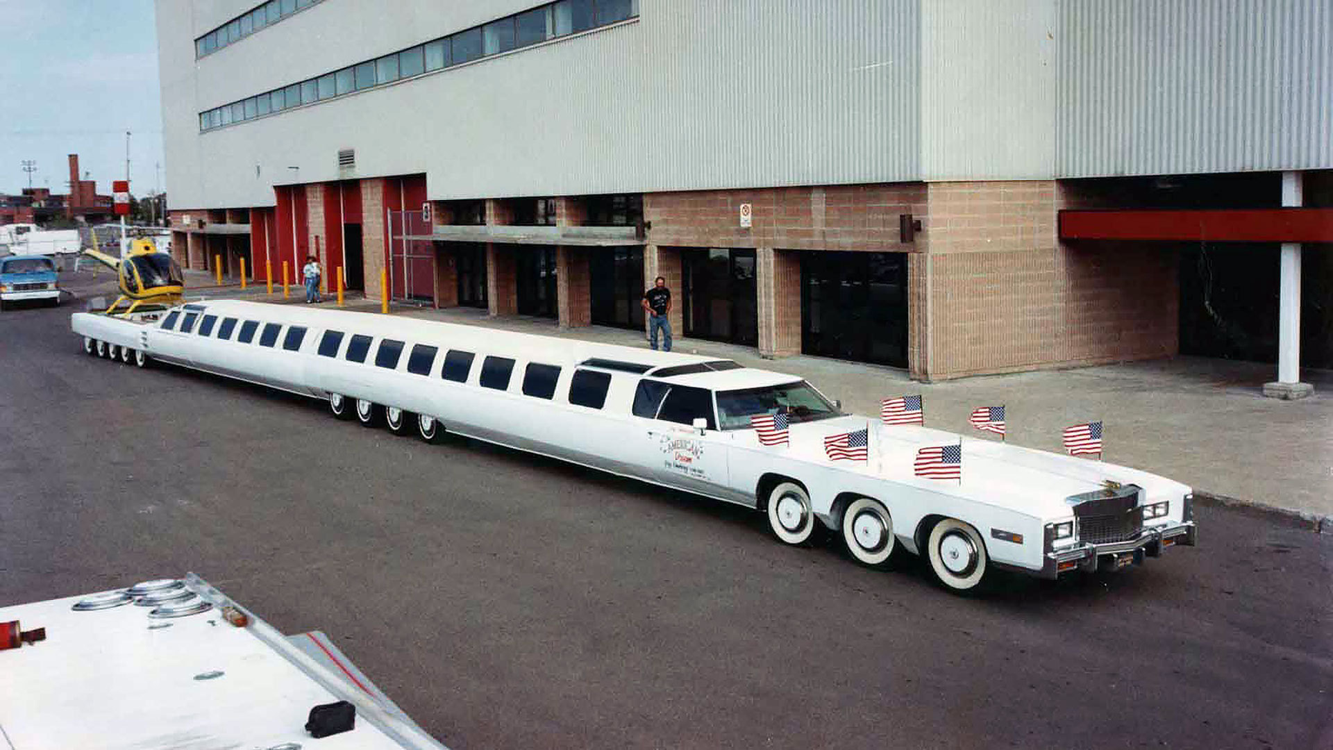 The Longest Car In The World Is Dead But It S Coming Back To Life
