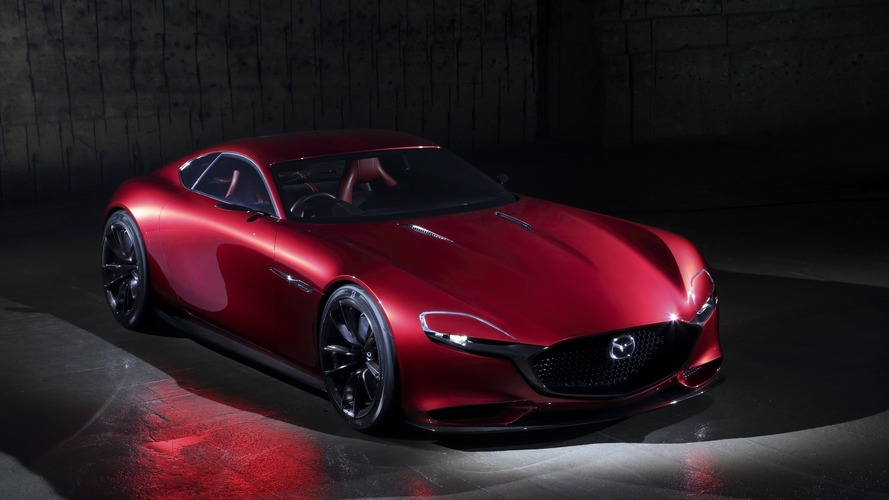 Mazda's electrified tech could pave the way for rotary sports car