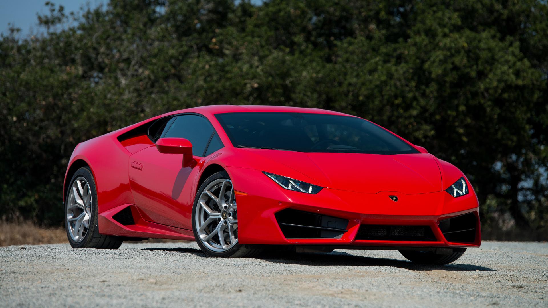 Lamborghini Sets Global Sales Record In 2016