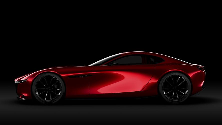 Mazda RX Vision Tanulmány
