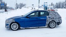 2022 mercedes c class wagon spy photos