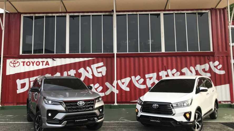 Ini Daftar Aksesori Resmi Toyota Customization Option