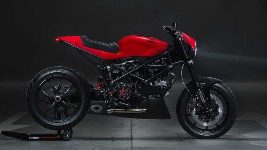 How Did A 2003 Ducati Multistrada Become A Modern Naked?