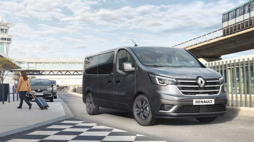 Renault Trafic Passenger e SpaceClass, si rinnovano i people mover