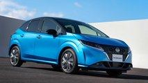 Nissan Note (2021) in Japan enthüllt: Elektrifizierter Bestseller