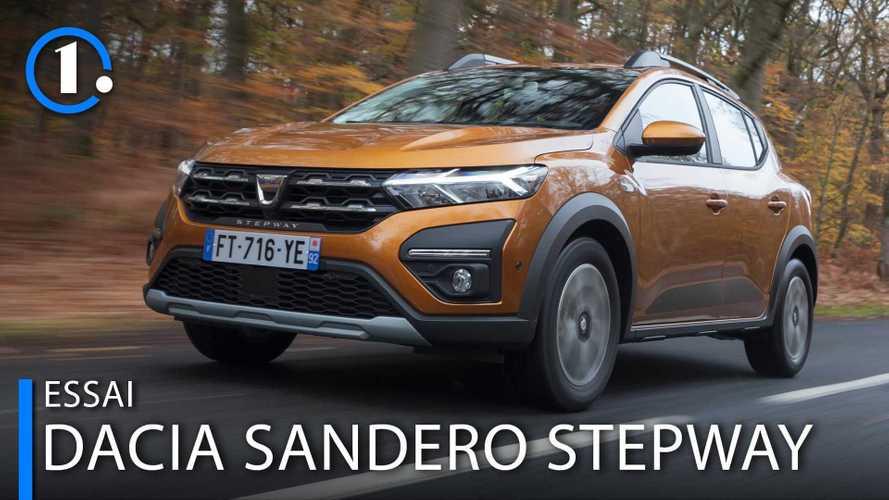 Essai Dacia Sandero Stepway (2021) - Montée en gamme, mais pas en prix