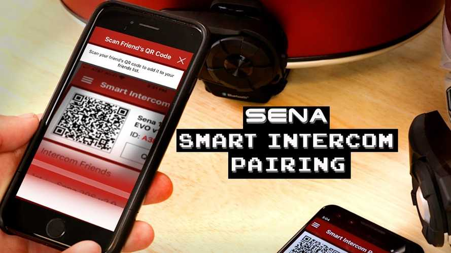Sena Introduces Smart Intercom Pairing Solution In Smartphone Apps