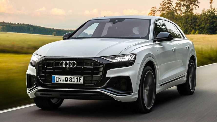 Audi Q8 55 TFSI e и 60 TFSI e quattro (2020)