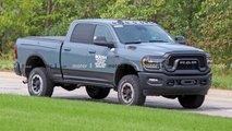 Ram 2500 Power Wagon 75th Anniversary Edition Spied
