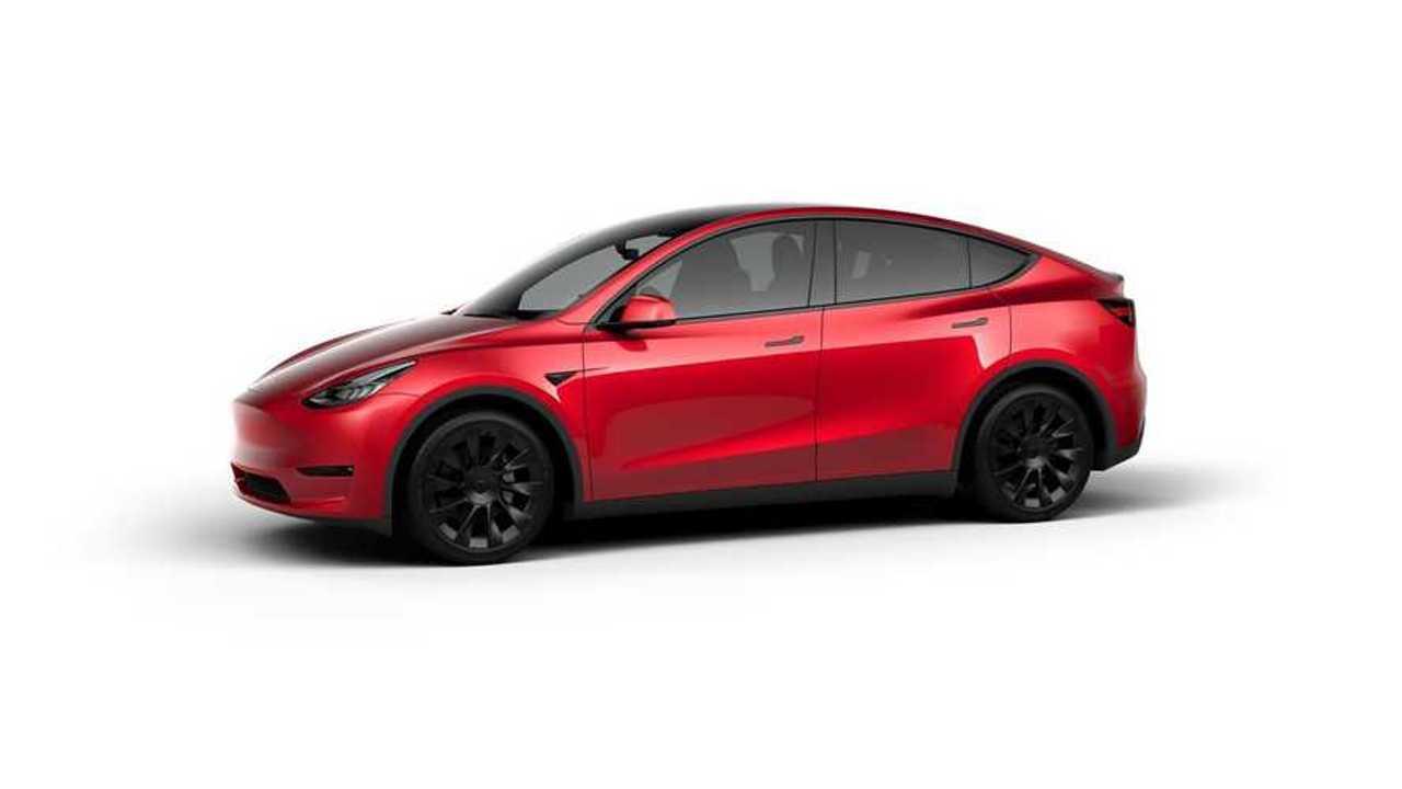 MIC Tesla Model Y