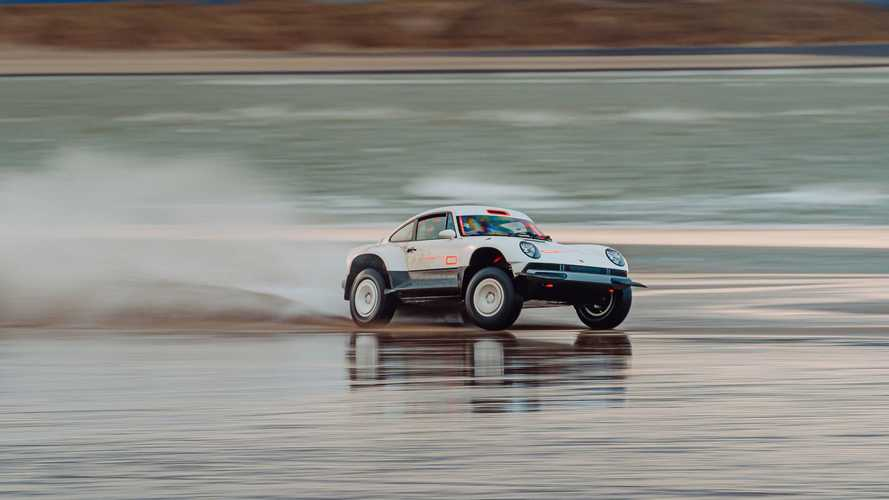 Singer All-Terrain Competition Study Porsche 911 Safari