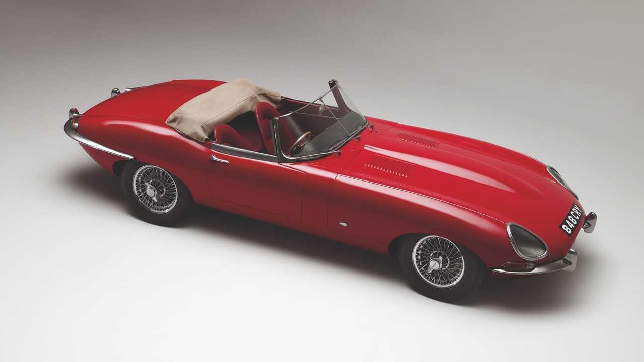 60 Jahre Jaguar E-Type