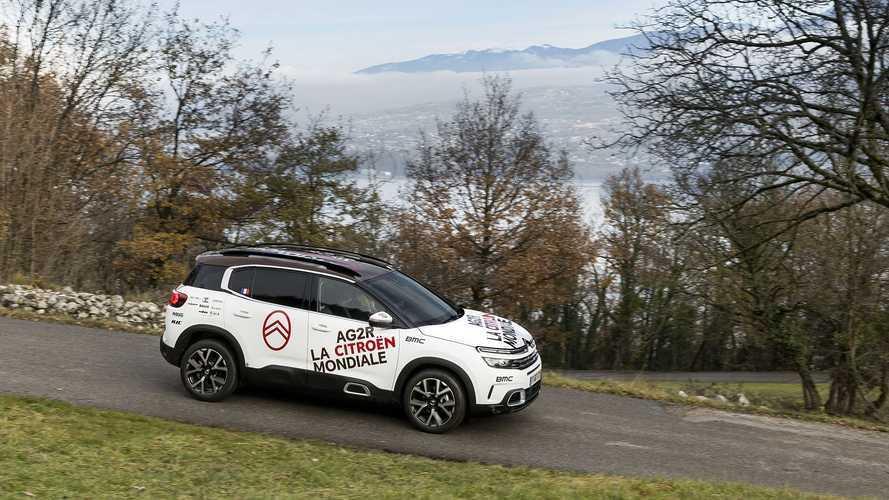 Así es la imagen del nuevo equipo ciclista AG2R Citroën Team