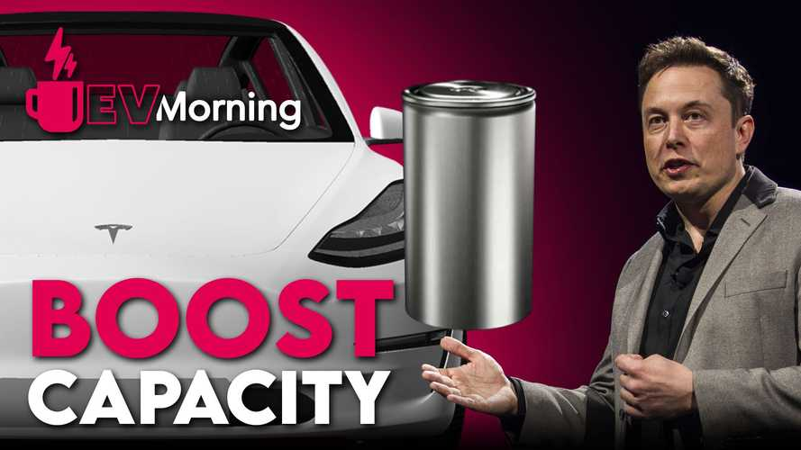 EV News Recap: Tesla Battery Boost, NIO Excels And More