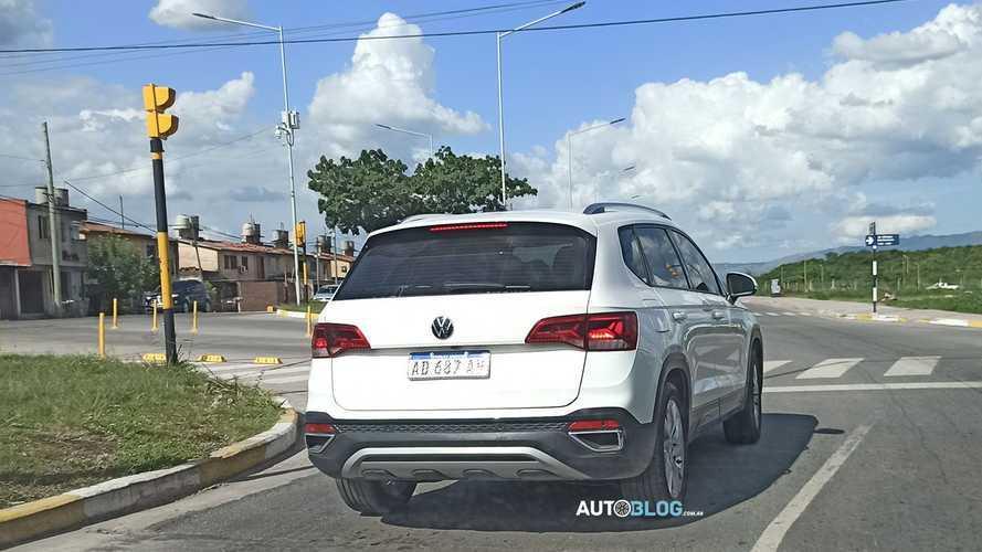 VW Taos nas alturas: marca testa novo SUV a mais de 4.000 metros de altitude
