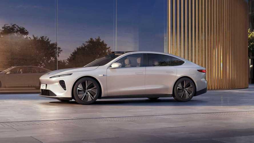 NIO Reveals Stunning ET7 Flagship Sedan
