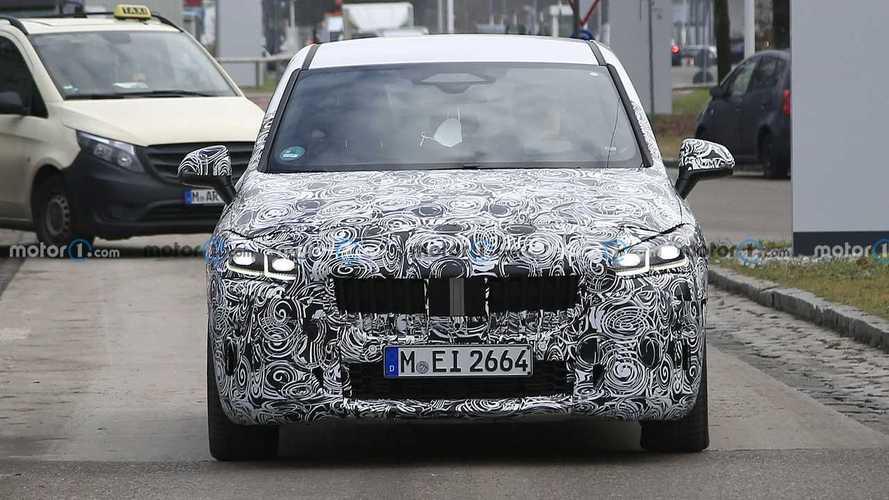2021 BMW 2 Series Active Tourer new spy photos