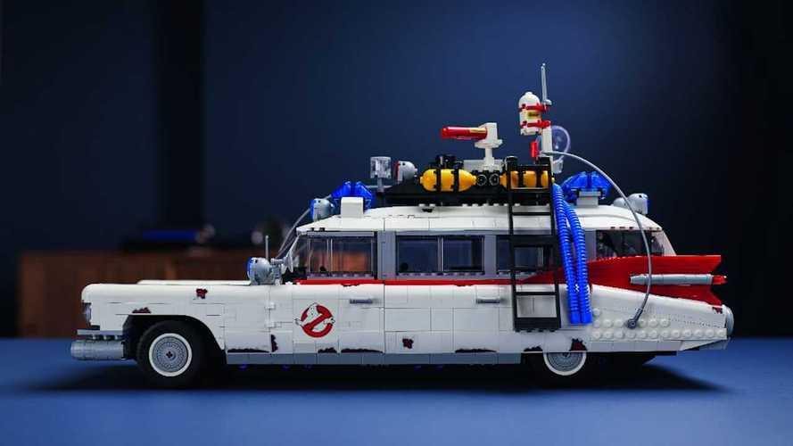 Arriva la Ecto-1 di Ghostbusters in versione Lego