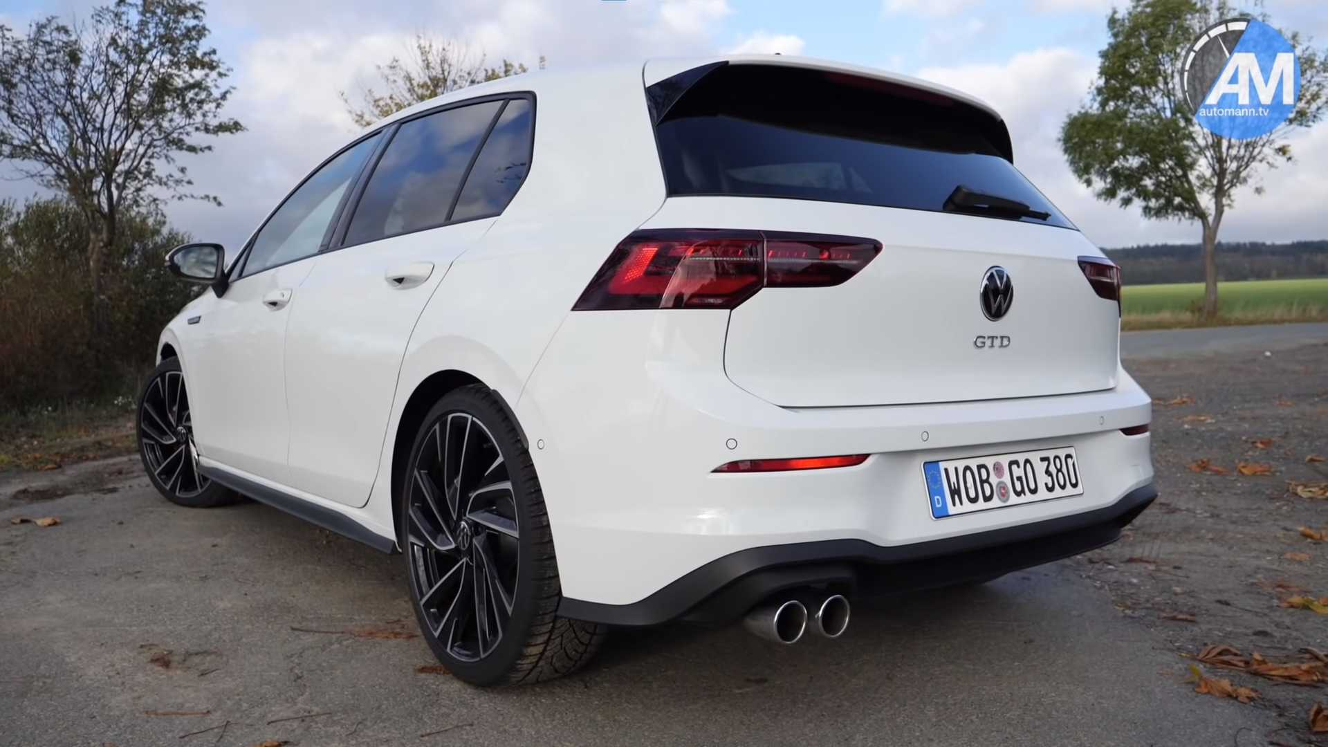 New 2020 Vw Golf Gtd Everything You Need To Know Car Magazine