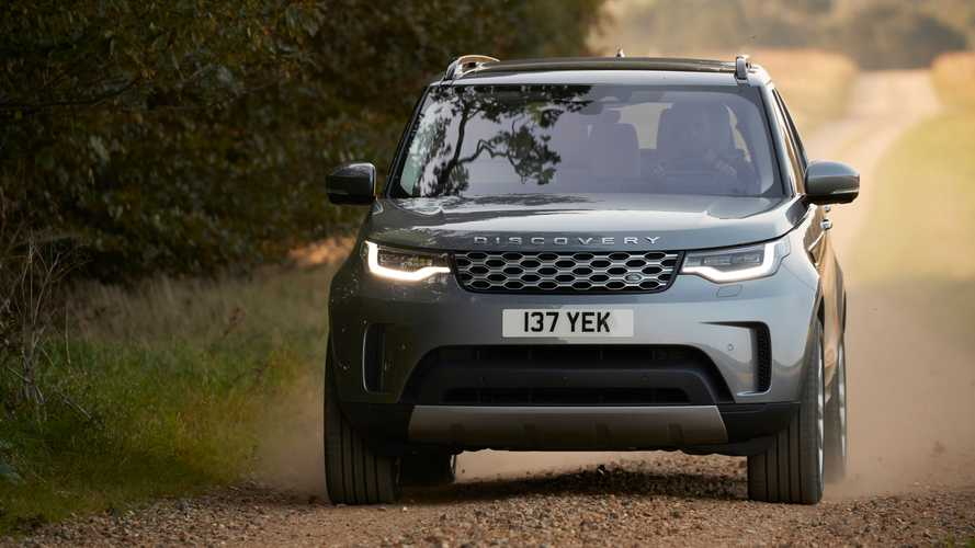 Land Rover Discovery (2020)