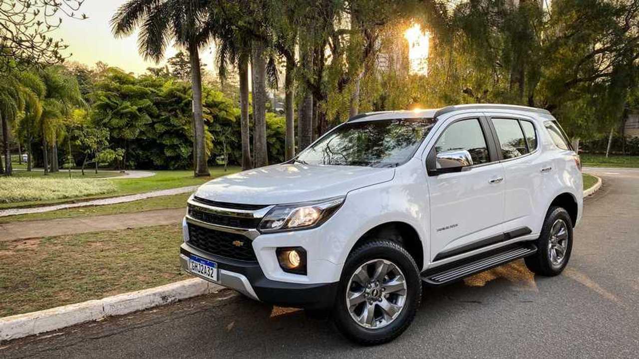 Chevrolet Trailblazer Premier 2021 (Teste BR)