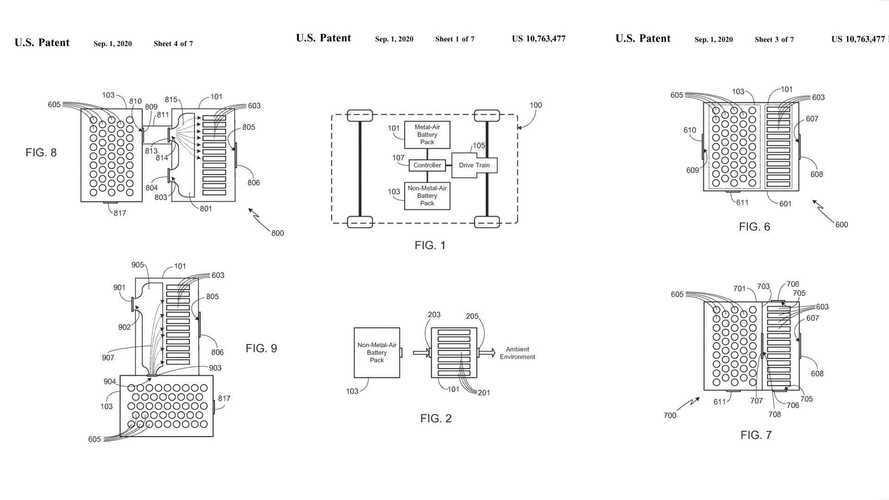 Tesla Battery Day, primi leaks tra celle XXL e brevetti sul metallo-aria