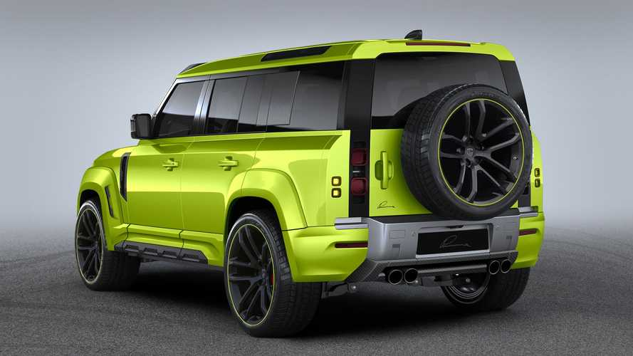 Land Rover Defender de Lumma Design
