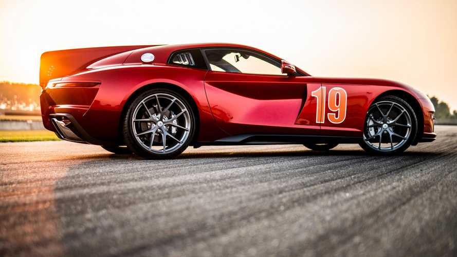Touring Superleggera Aero 3 Revealed As Retrolicious Ferrari F12