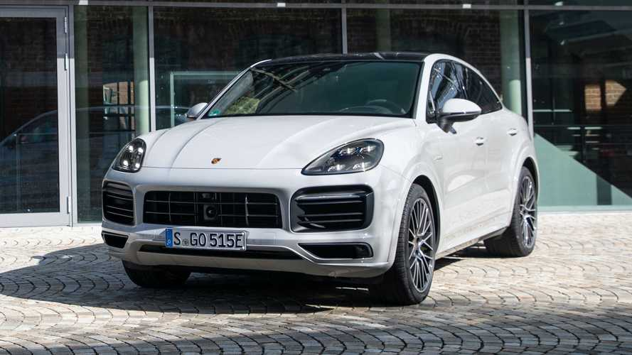 Porsche Cayenne E-Hybrid Models Getting Bigger Battery For 2021