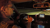 Mercedes Warning System for fatigue