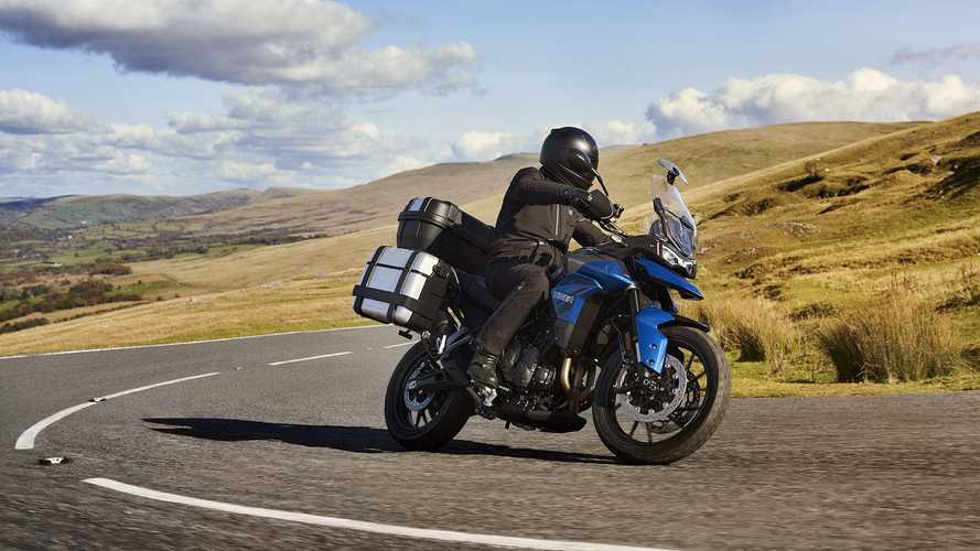 The 2021 Triumph Tiger 850 Sport Is Your New Travel Buddy