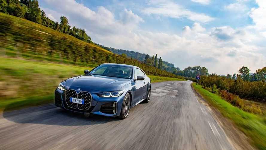 Nuova BMW Serie 4, la prova su strada